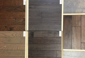 Solid Hickory & Oak Hardwood Hand Scraped As Low As $3.79/SF
