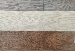 Oak Hardwood Hand Scraped Flooring