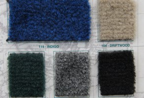 Marine Carpet 8' Wide