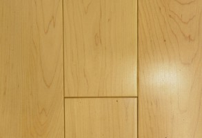 Canadian Maple Hardwood Flooring
