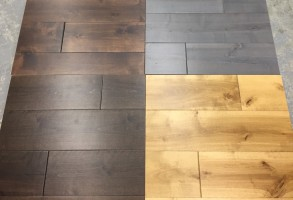 Hardwood Flooring Maple Engineered 6''