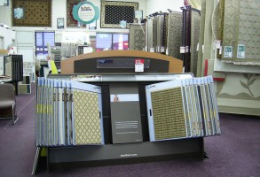 Large Carpet Displays