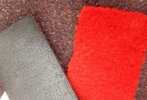 Red Carpet Runner Rubber Back Toronto