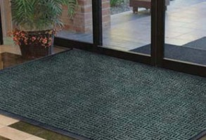 Commercial Carpet Runner Green