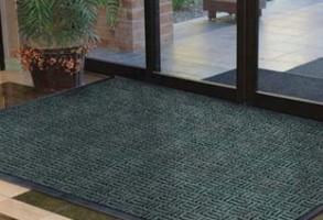 Commercial Carpet Runner Green