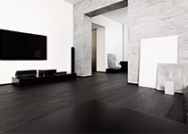 Laminate Flooring Charcoal Grey