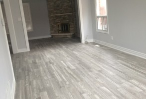 Engineered Hardwood Nail Down 5'' Light Grey