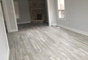 Engineered Hardwood Nail Down 5'' Light Grey