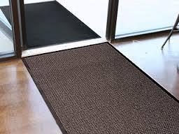 Commercial Carpet Runner Brown