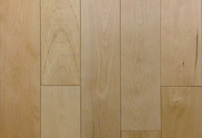 Canadian Maple Hardwood Flooring Natural
