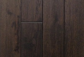 Oak Hardwood Flooring Chocolate
